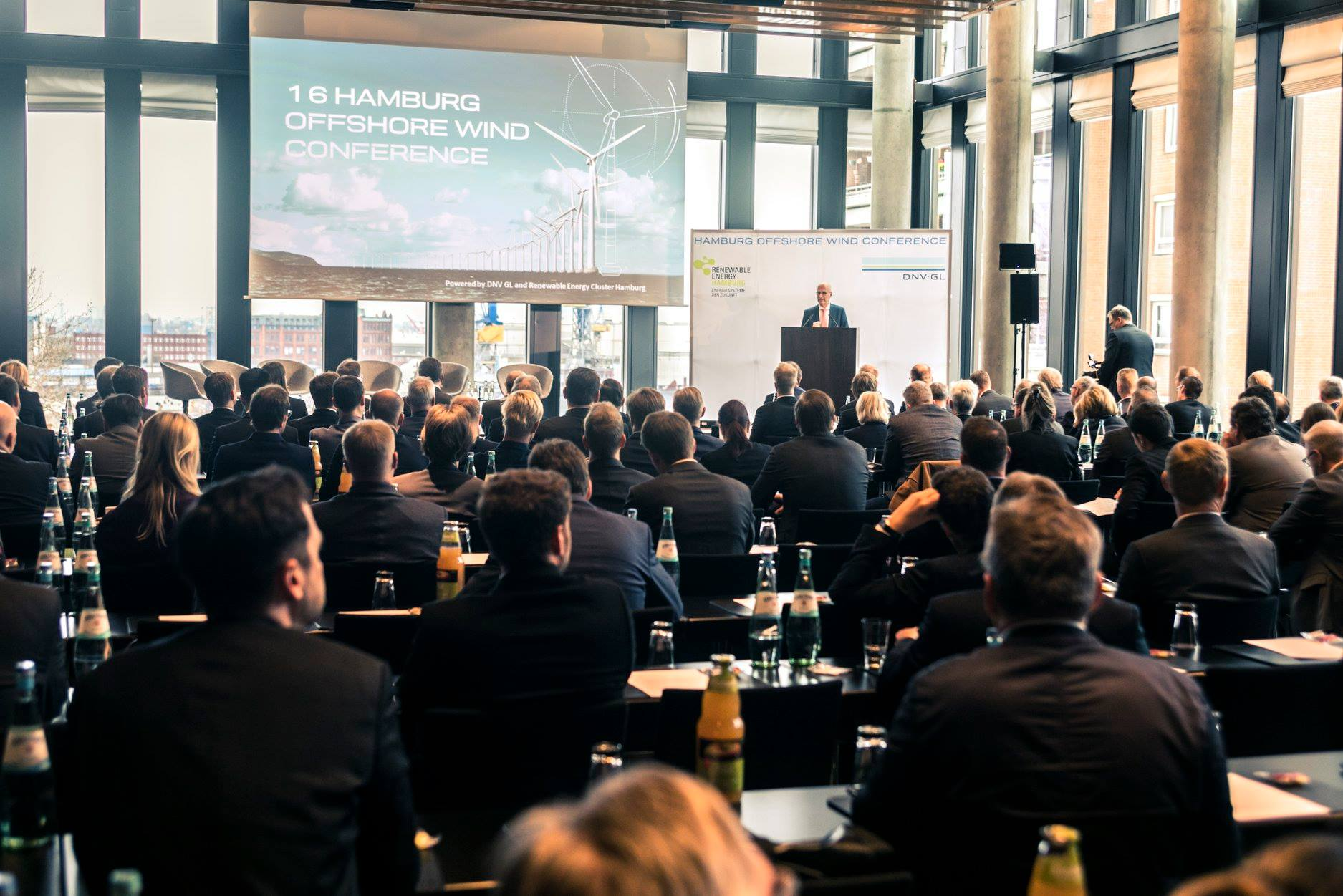 Hamburg Offshore Wind Conference 2019