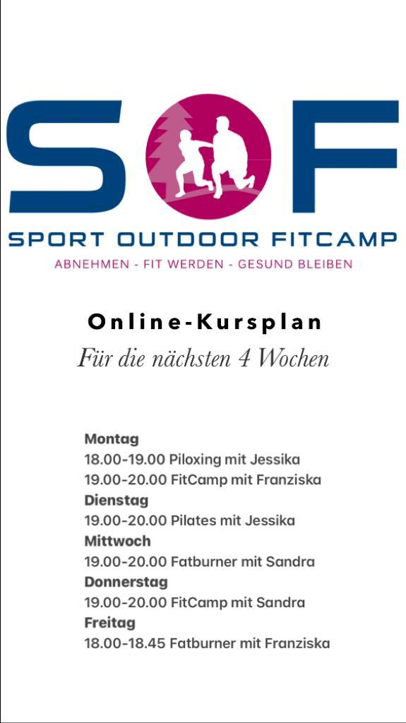 ONLINE-Training im November 2020