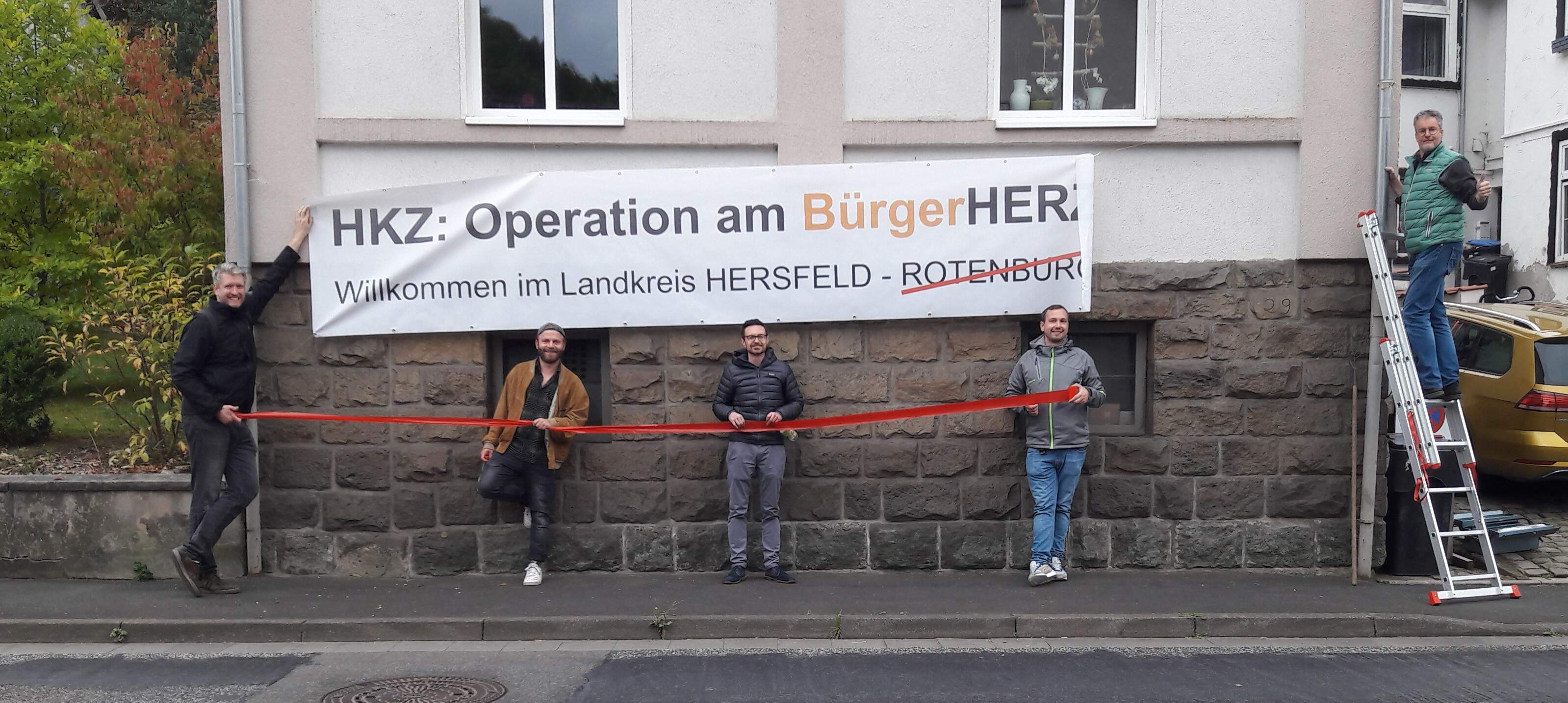 HKZ: Operation am BürgerHERZ