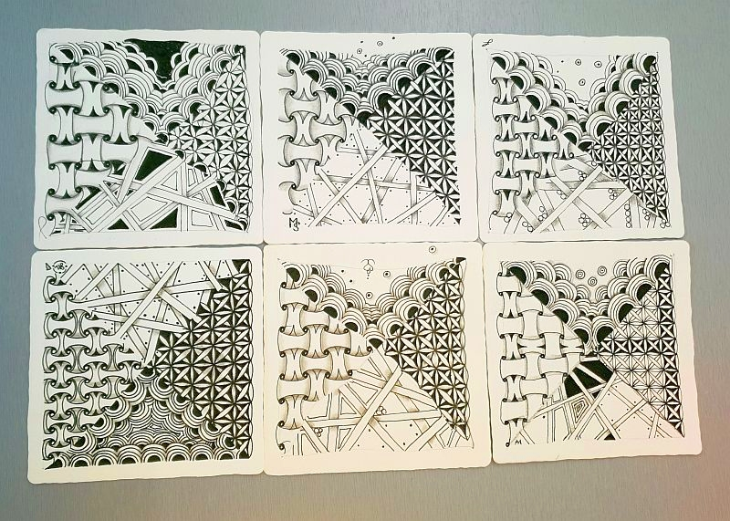 Zentangle-Einsteigerkurs