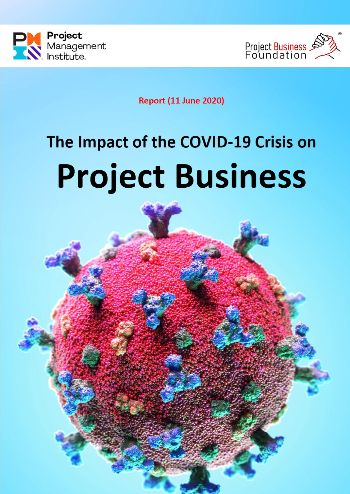 Joint COVID-19 study with Project Management Institute (PMI)