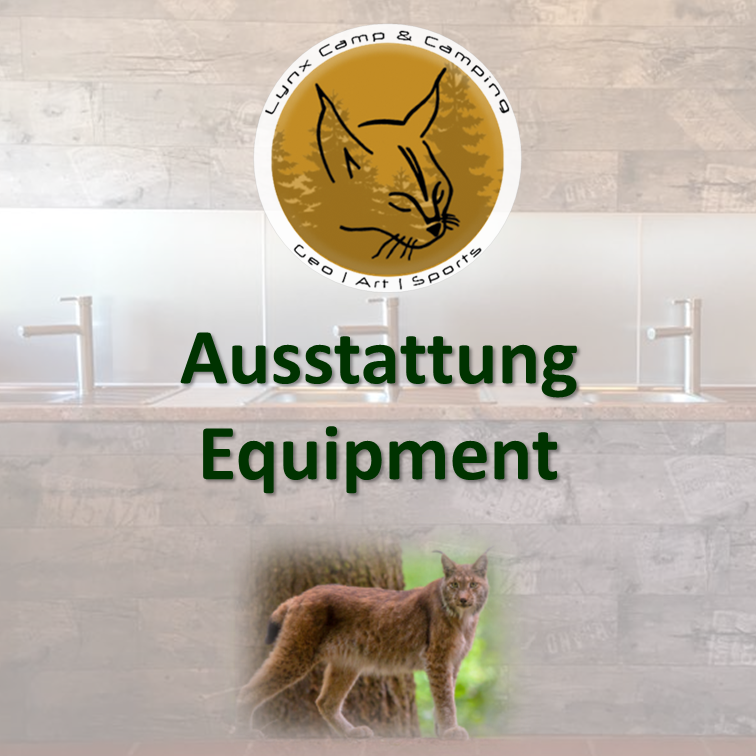 Ausstattung | Equipment