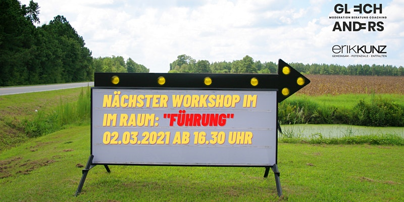 Workshop Führung