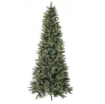 Künstlicher Tannenbaum Nordmanntanne.Künstlicher Weihnachtsbaum Ch Home