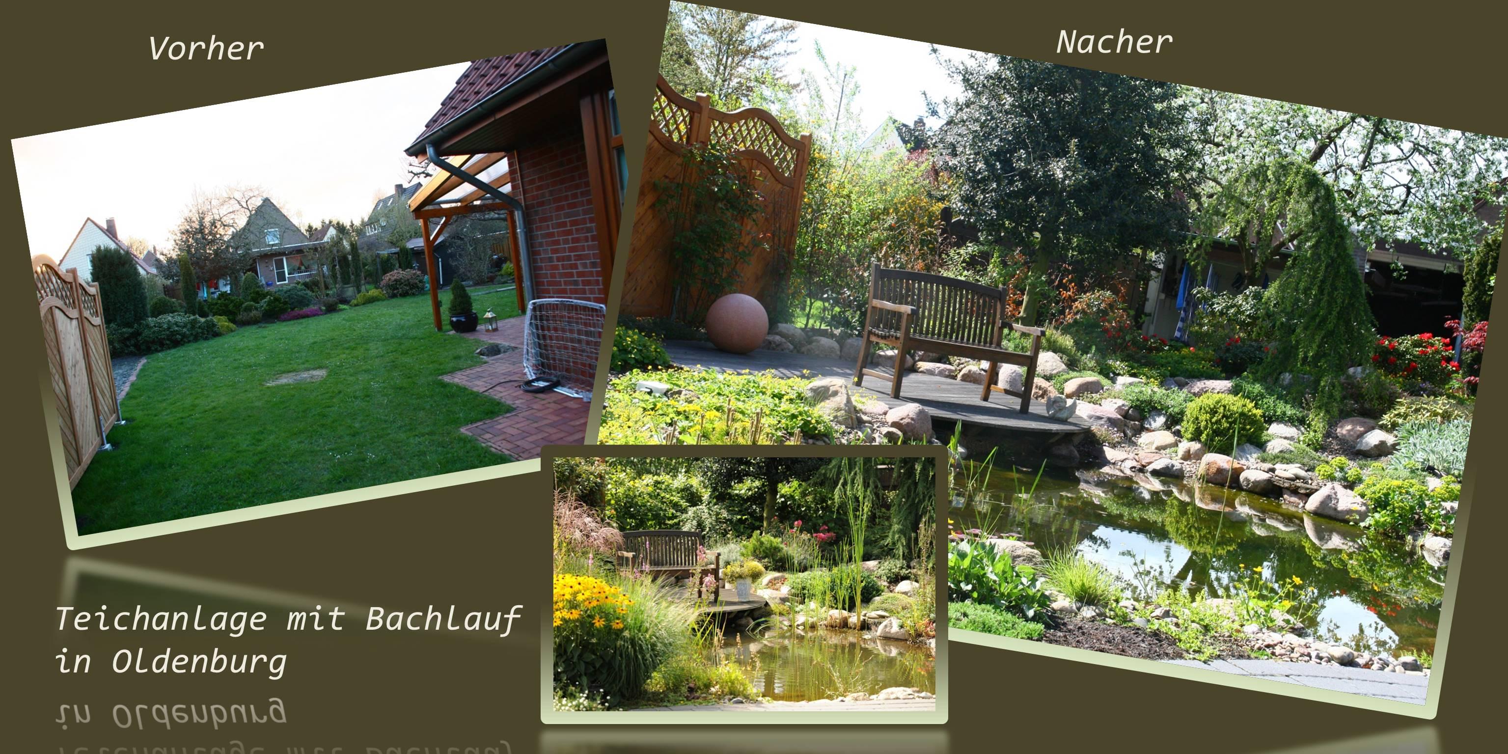 Gartenplanung gartengestaltung osanbr ck m nster oldenburg bremen gartenarchitektur - Gartenplanung hannover ...
